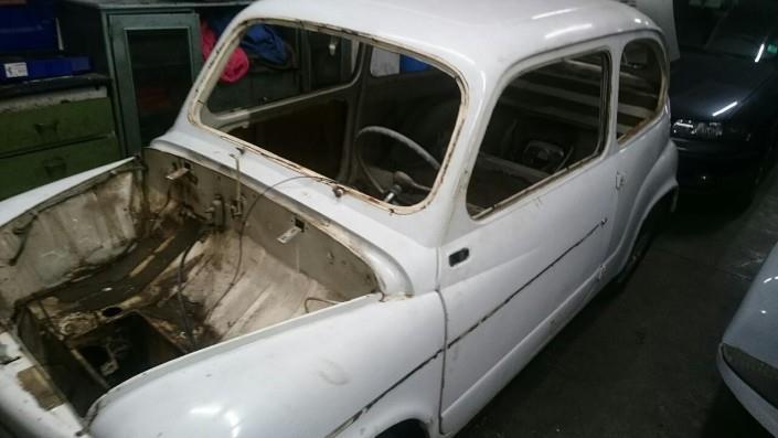 chapa y pintura coches clásicos 4