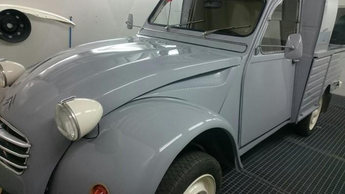 chapa y pintura coches clásicos 9