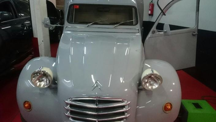 chapa y pintura coches clásicos 11