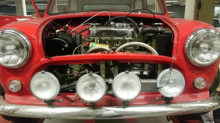 chapa y pintura coches clásicos 1
