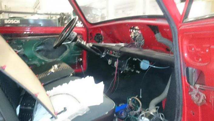 chapa y pintura coches clásicos 2